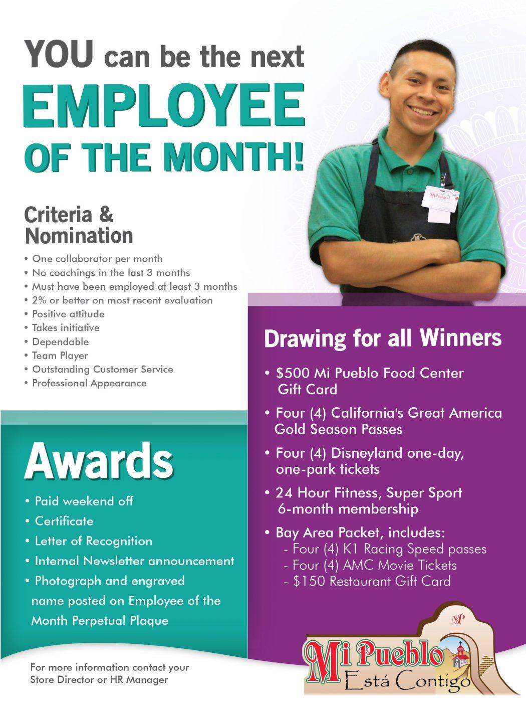 employee of the month monica casorla